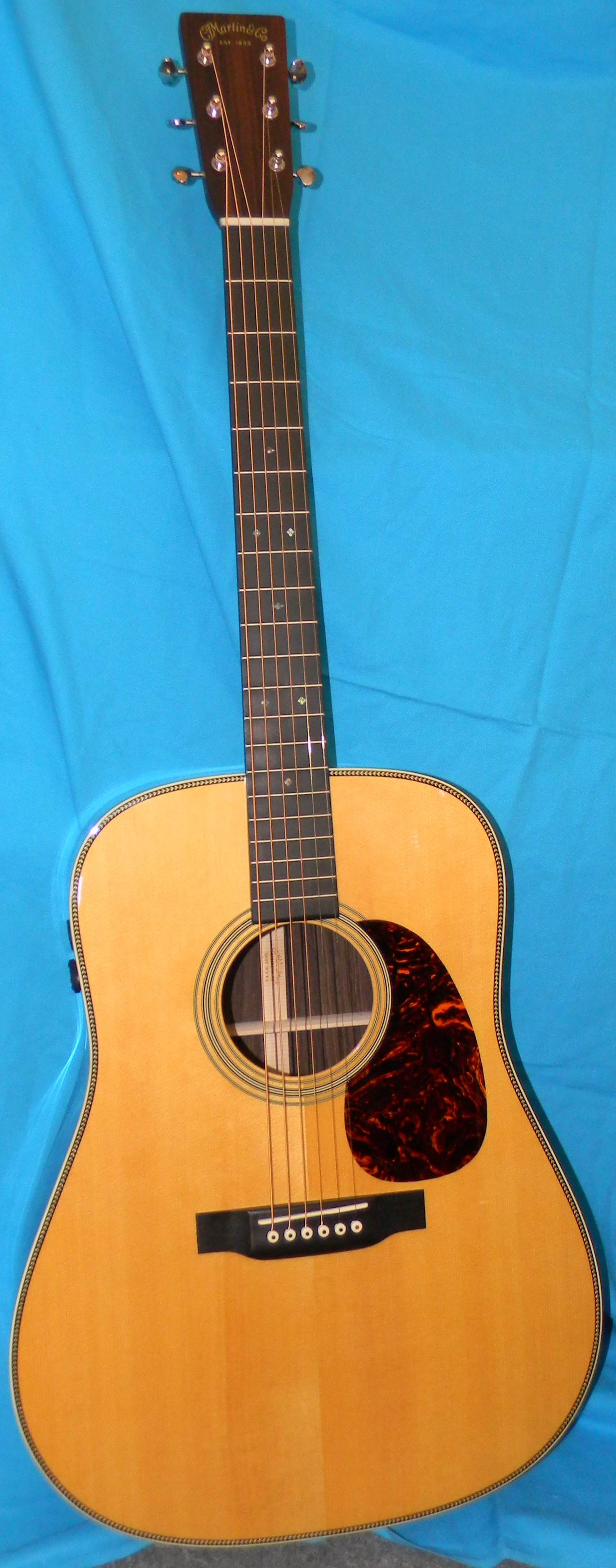 epidot hd28e retro 009 san antonio guitar store guitar tex. Black Bedroom Furniture Sets. Home Design Ideas