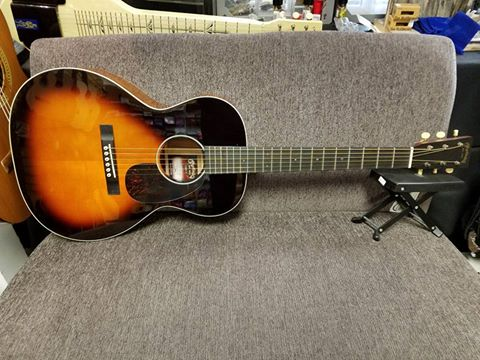 Martin CEO 7.  Features solid Adirondack spruce and mahogany. $2,629.00