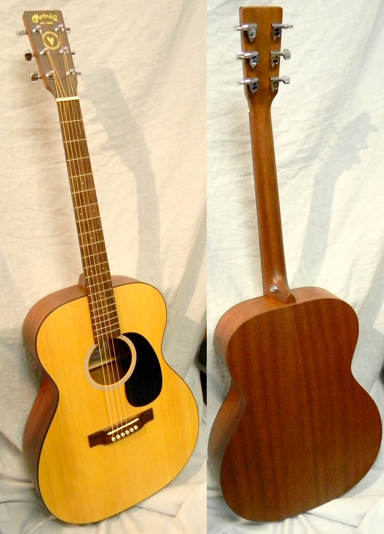 000RS. This all solid sitka and sapele guitar rocks! Has aFishman pickup and case for $995.00