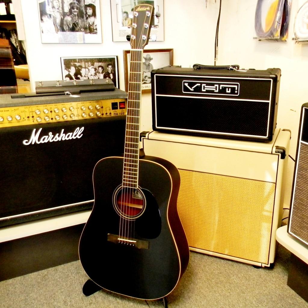D03bk Satin Fb San Antonio Guitar Store Guitar Tex