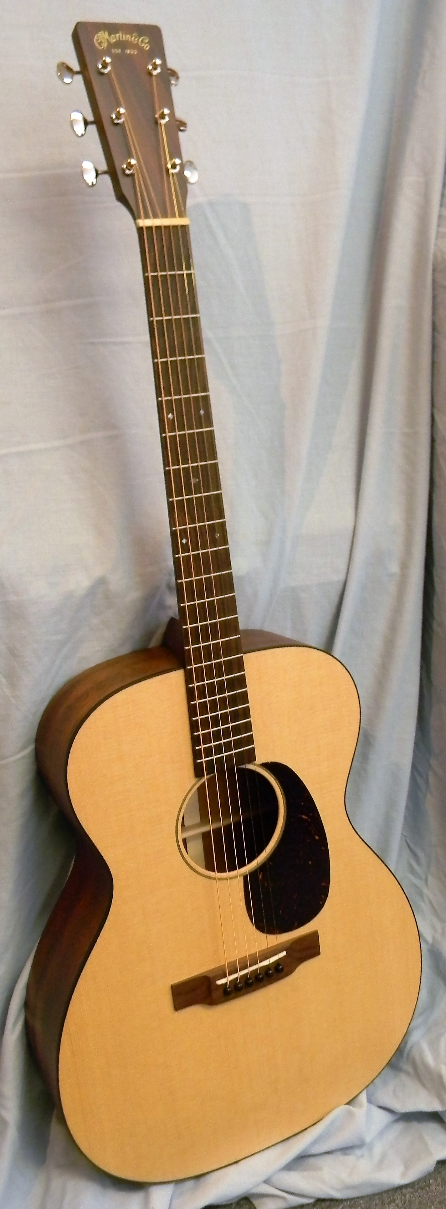 000-15 Special. Limited run of 15 Series Guitar with solid Sitka spruce and mahogany. $1,459.00 We also have a D-15 Special arriving next week.