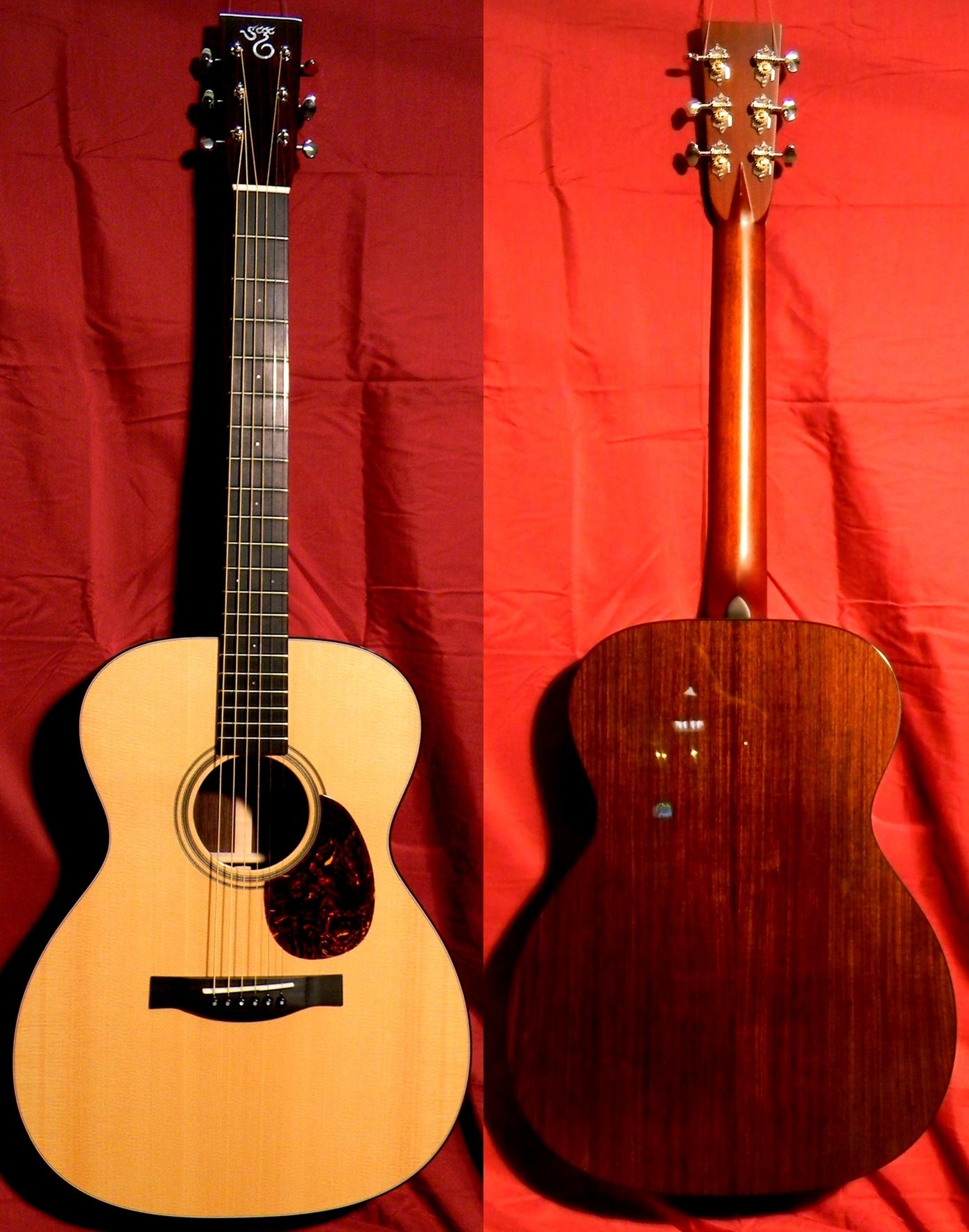 ompw santa cruz san antonio guitar store guitar tex. Black Bedroom Furniture Sets. Home Design Ideas