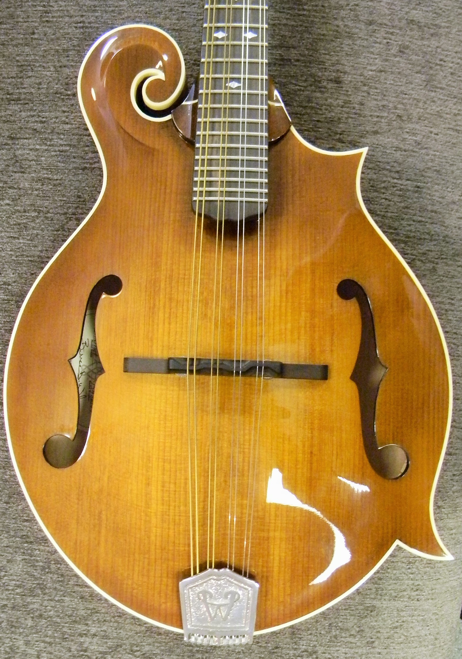 Weber Bitterroot  F custom with red spruce. $3,795.00